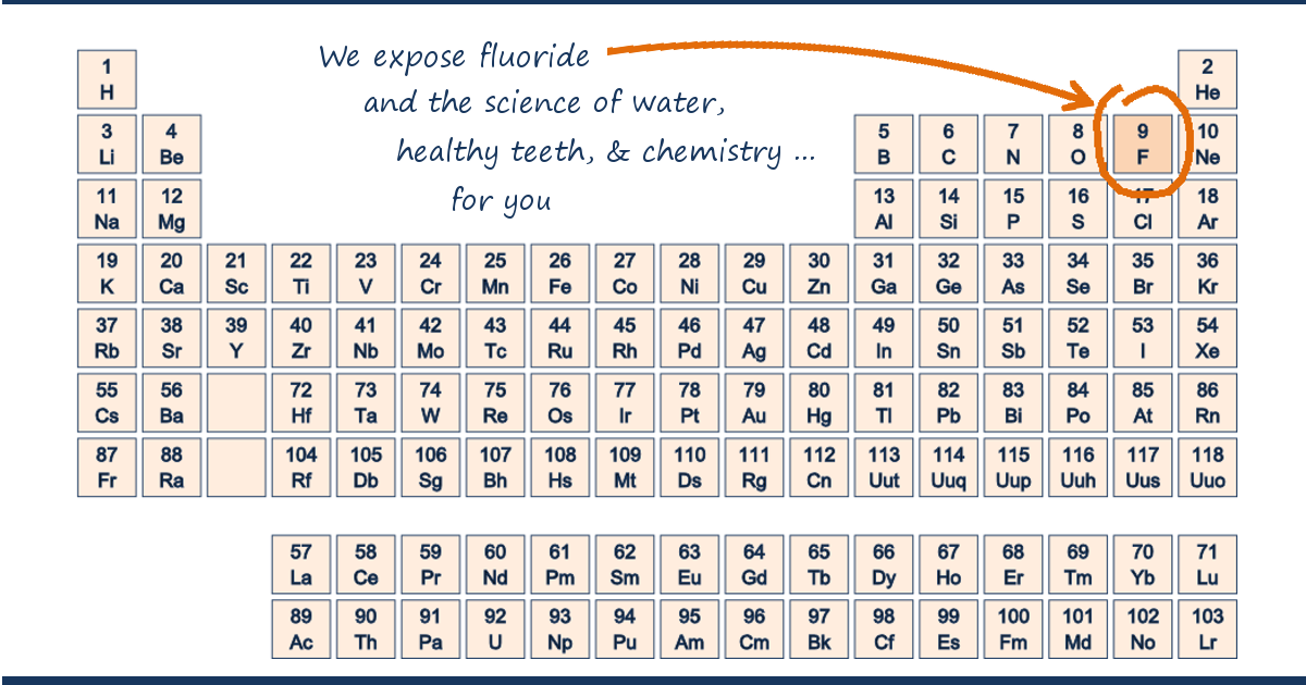 About Fluoride Exposed Where Smart People Get Fluoride Facts