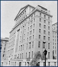 Bellevue Hospital in 20th century