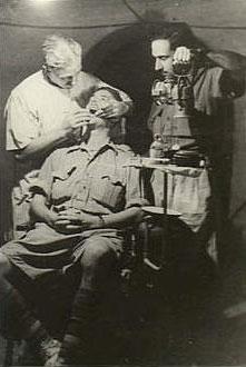 World War 2 dentistry