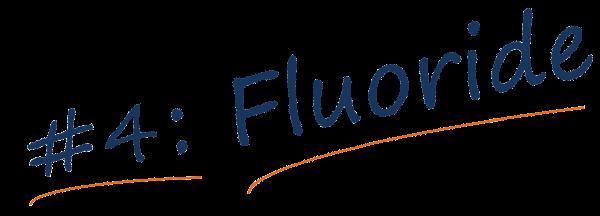 Fluoride banner